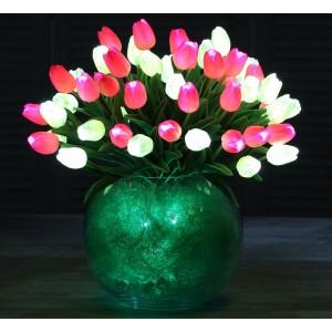 Тюльпаны латекс (51 цветок)